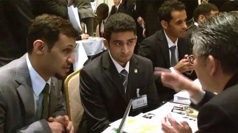 サウジアラビア就職フェア