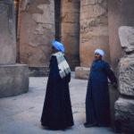 カルナック神殿の守衛 Luxor, Egypt