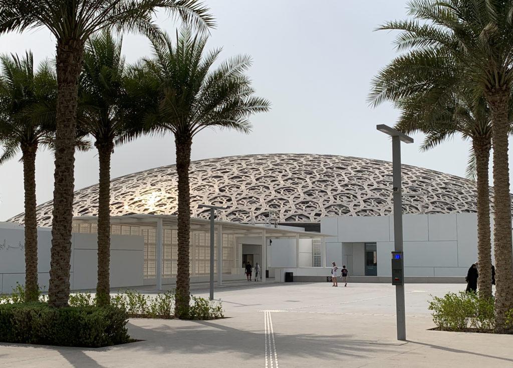 ルーブル・アブダビ AbuDhabi, UAE