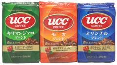 UCC coffee pack